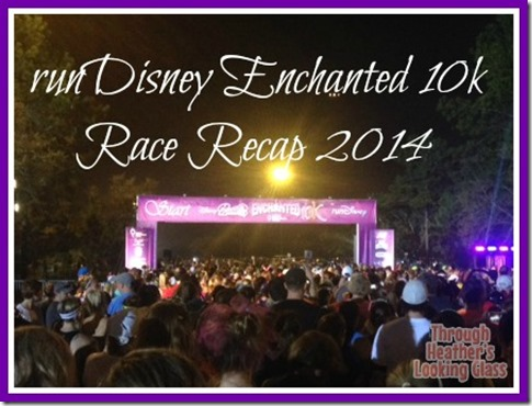 enchanted 10k recap