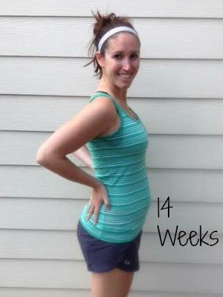Pregnancy Update: Week 14