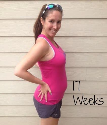Pregnancy Update: Week 17