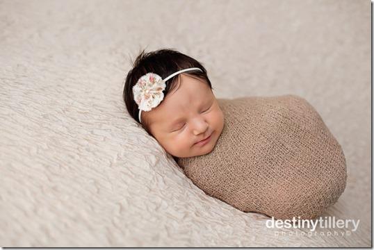 destiny tillery newborn