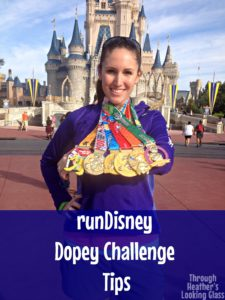 Dopey challenge tips