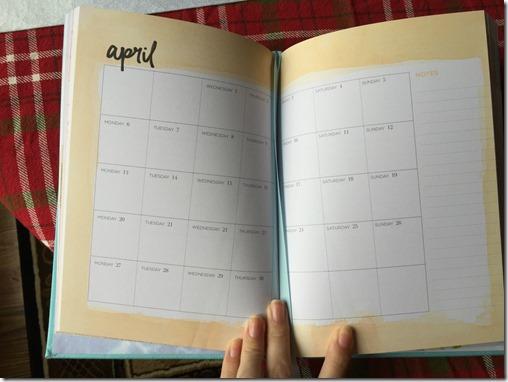 lorna jane diary