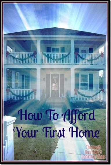 afford a home