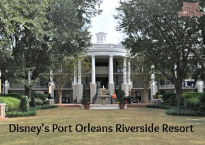 Disneys port orleans riverside