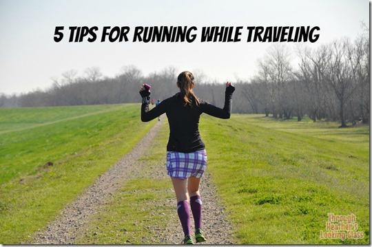 tips running travel