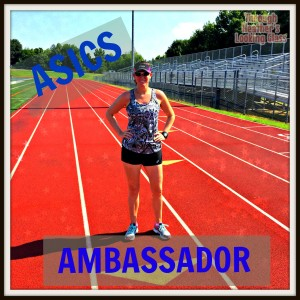asics ambassador