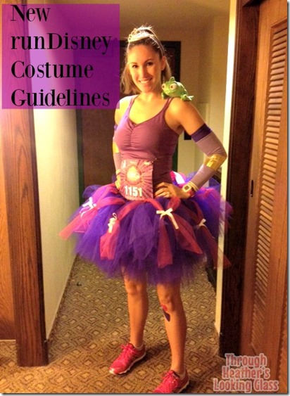 runDisney costume guidelines