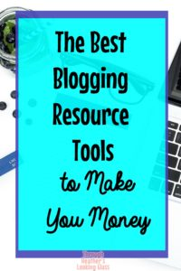 blogging resource to