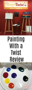 Painting with a twist of fun through heather 39 s for Painting with a twist locations near me