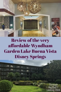 Wyndham Garden Lake Buena Vista Disney Springs Through Heather 39 S Looking Glass